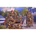 GERMAN TASK FORCE SFOR/KFOR - ESCALA 1/72 - REVELL 02522