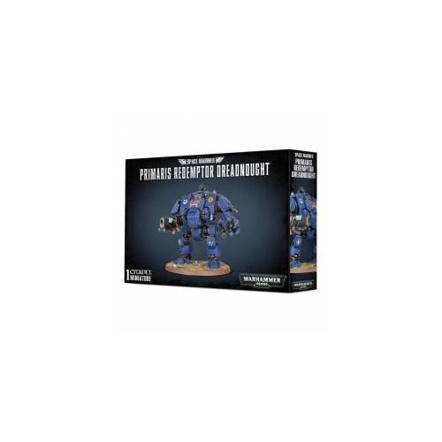 SPACE MARINES PRIMARIS REDEMPTOR DREADNOUGHT - GAMES WORKSHOP 48-69