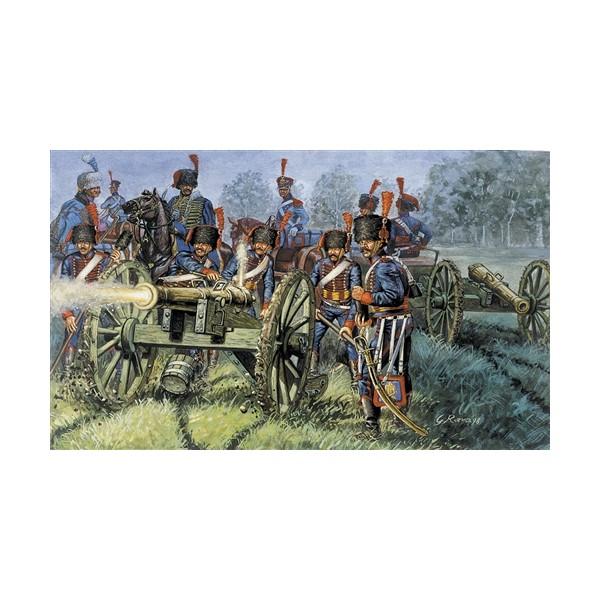 ARTILLERIA LINEA FRANCESA (1805 - 1815) - Escala 1/72- Italeri 6018