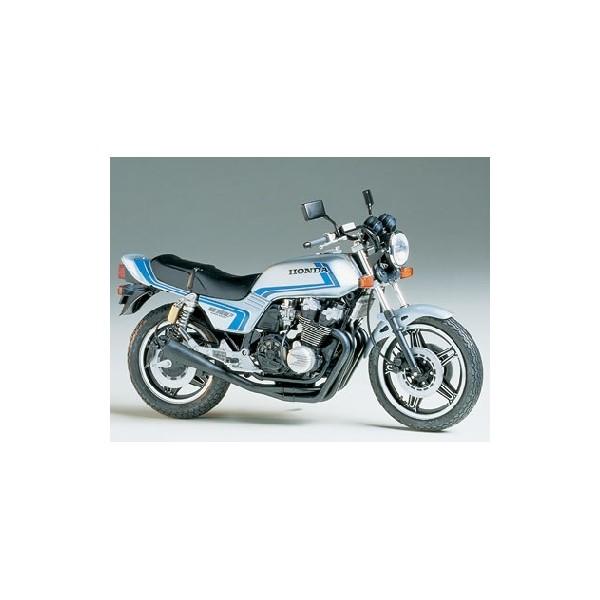 HONDA CB 750F CUSTOM Tuned -Escala 1/12 - Tamiya 14066