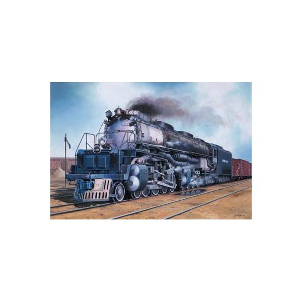 LOCOMOTORA VAPOR BIG BOY -Escala 1/87- Revell 02165