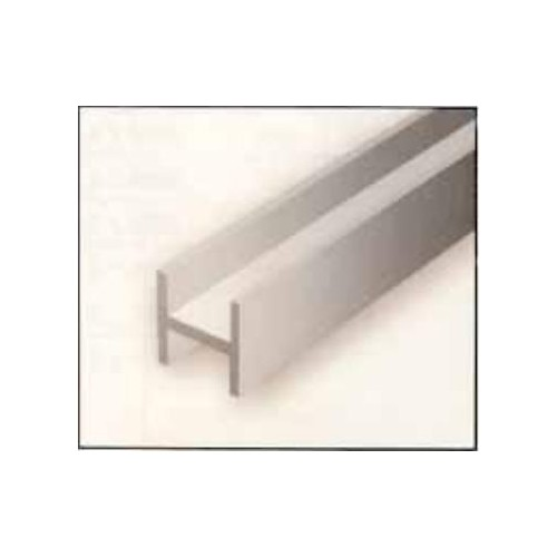 COLUMNAS EN H (3,2 x 365 mm) 3 unidades