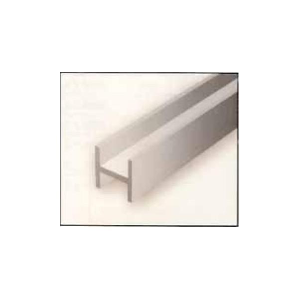 COLUMNAS EN H (6,3 x 365 mm) 3 unidades