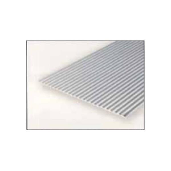 HOJA PLASTICO REVESTIMIENTO METALICO 1,0 mm Sep. 2,0 mm (300 x 150 mm)