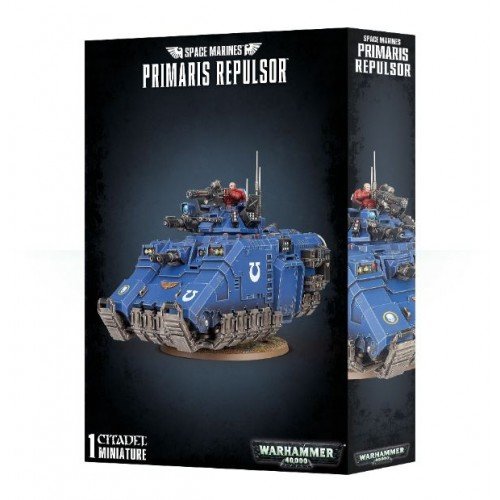 SPACE MARINES PRIMARIS REPULSOR - Games Workshop 48-78