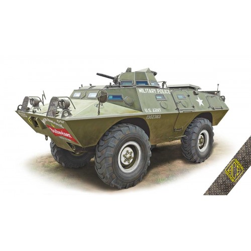 VEHICULO BLINDADO XM-706 E1 - Ace Model 72431