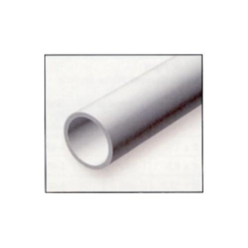 TUBO REDONDO (2,4 x 360 mm) 6 unidades