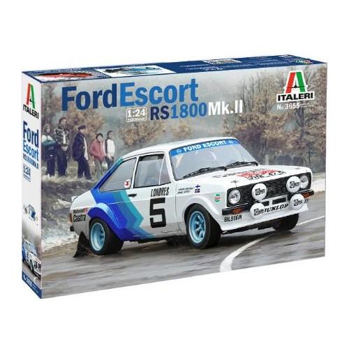 FORD ESCORT RS1800 MK.II - 1/24 - ITALERI 3655
