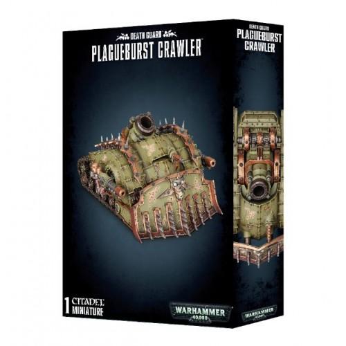 DEATH GUARD PLAGUEBURST CRAWLER - Games Worshop 4352