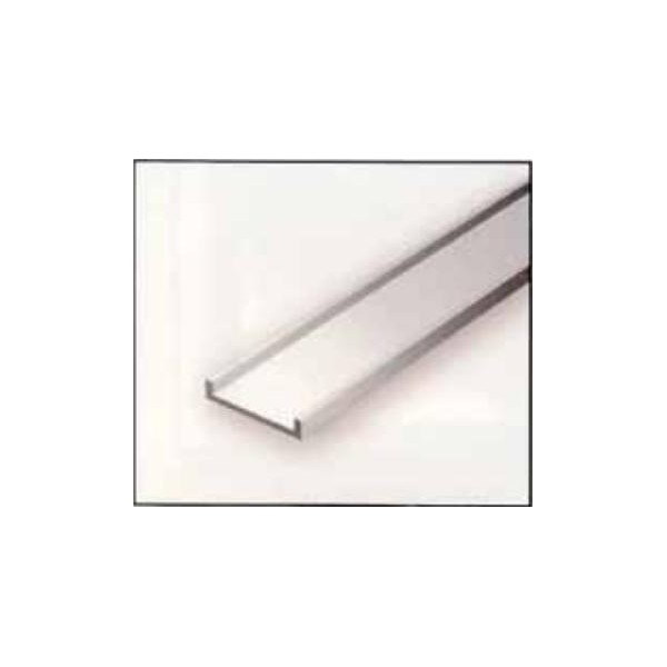 CANALETAS EN U (1,5 x 360 mm) 4 unidades