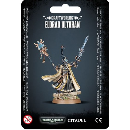 ELDARS ELDRAD ULTHRAN - GAMES WORKSHOP 46-60