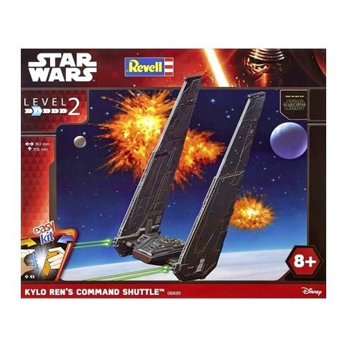 Star Wars: KYLO REN`S COMMAND SHUTTLE - Revell 06695