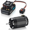 COMBO XERUM XR8 SCT + MOTOR XERUM 4268SD 2200KV BLACK G2