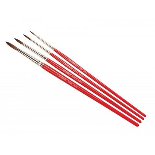 SET PINCELES ESTANDAR (0, 2, 4, 6) - Humbrol AG4050