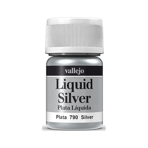 Metallic: PLATA (35 ml)