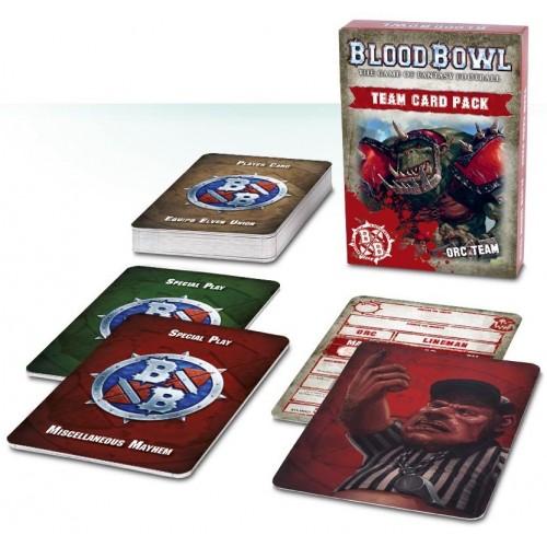 ORK TEAM CARD PACK ESPAÑOL - GAMES WORKSHOP 200-34-03