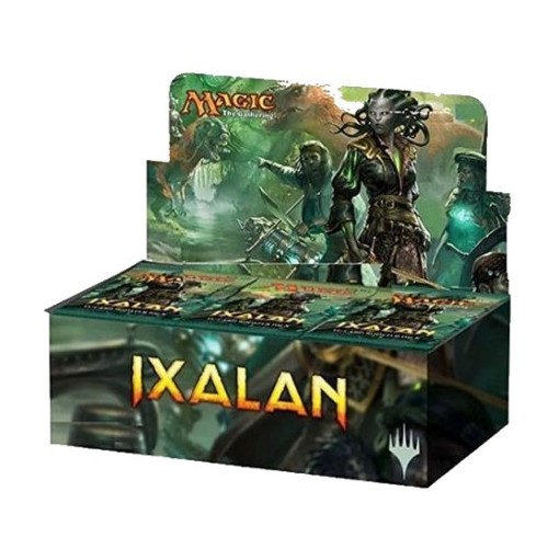 SOBRE MAGIC IXALAN (15 CARTAS)