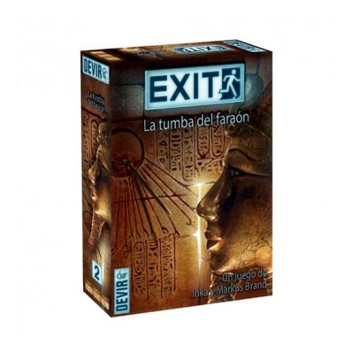 EXIT, EL JUEGO - LA TUMBA DEL FARAON - DEVIR 225242