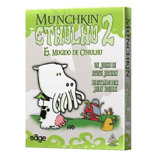 MUNCHKIN CTHULHU 2  EL MUGIDO DE CTHULHU