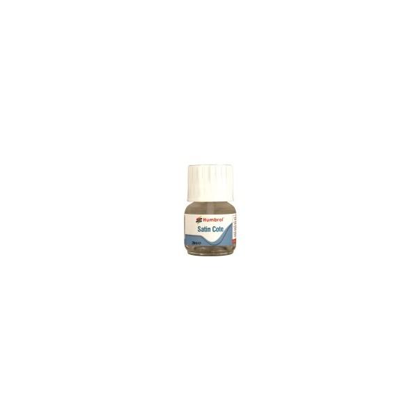 FRASCO BARNIZ SATINADO  Satin Cote   (28 ml)