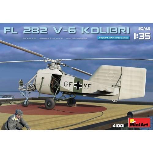 FLETTNER FL-282 V-6 KOLIBRI - MiniArt 41001