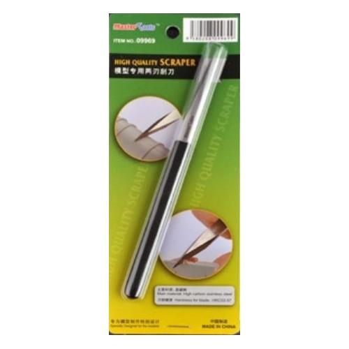 HERRAMIENTAS RASPADORA BORDE RECTO - Trumpeter Master Tools 09969
