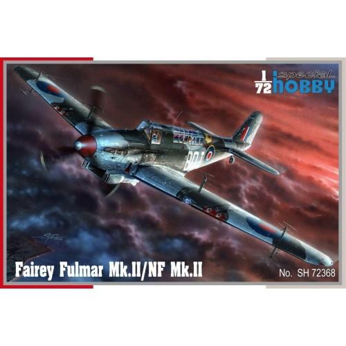 FAIREY FULMAR Mk-II / NF.Mk-II -1/72- Special Hobby 72368