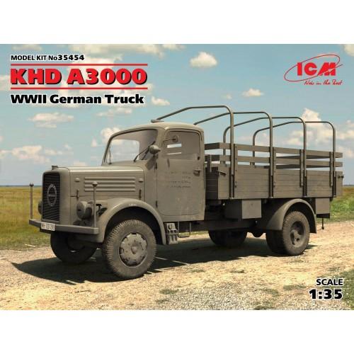 CAMION K.H.D. A3000 -1/35- ICM 35454