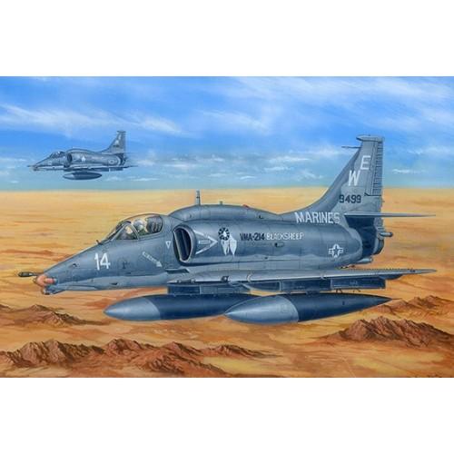 DOUGLAS A-4M SKYHAWK -Escala 1/48 - Hobby Boss 81766