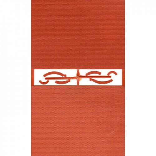PLACAS LADRILLOS DE PLASTICO - KIBRI 34147