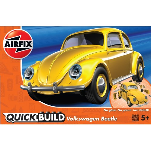QUICKBUILD: VOLKSWAGEN BETTLE - AIRFIX J6023
