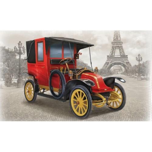TAXI RENAULT -Taxi de la Marne- 1/35 - ICM 35659
