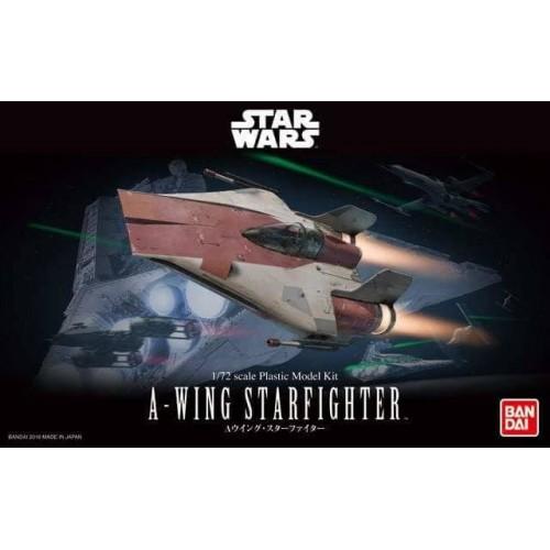 STAR WARS: A-WING 1/72 - Bandai 0206320