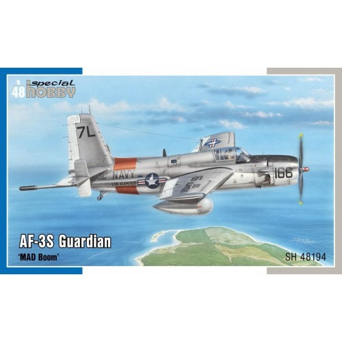 GRUMMAN AF-3 S GUARDIAN -1/48- Special Hobby SH48194