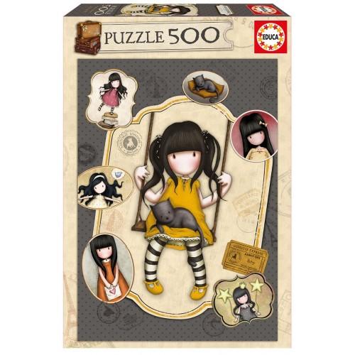 PUZZLE 500 PZAS RUBY JORJUSS EDUCA 17653