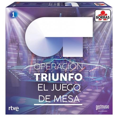 OFERTA JUEGO OPERACION TRIUNFO - Educa 18057