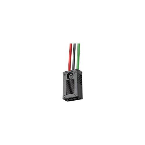 CONECTOR HEMBRA 3 CABLES (UNIDAD)