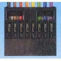 CONECTOR 8 CABLES