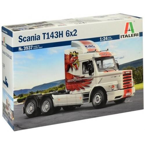 SCANIA T143H 6X2 -Escala 1/24 - Italeri 3937