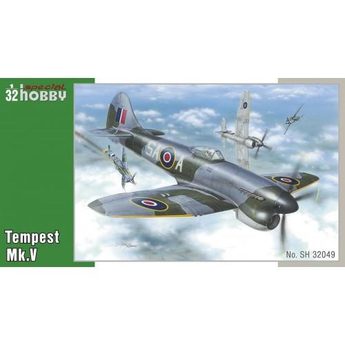 HAWKER TEMPEST Mk-IV - ESCALA 1/32- Special Hobby SH 32049