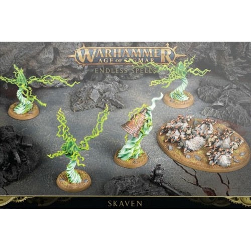 SKAVENS ENDLESS SPELLS - GAMES WORKSHOP 90-27