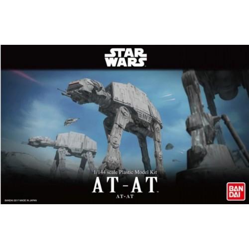 STAR WARS: AT-AT -Escala 1/144- Bandai 0214476
