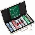 Barajas y fichas de Poker